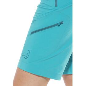 Dynafit Transalper 2 Dynastretch korte broek Dames blauw